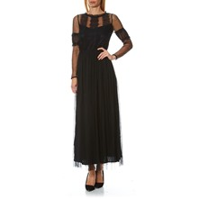 Belly - Robe blousante - noir