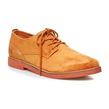 Glazed Ginger - Derbies - cognac