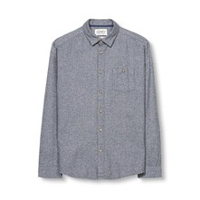 Chemise - gris chine