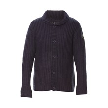 Cliff - Cardigan - bleu