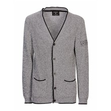 Diamond - Cardigan - gris