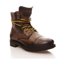 RESCUE - Bottines en cuir - bronze