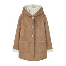 Manteau - marron