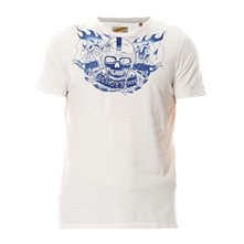 T-shirt - gris chine