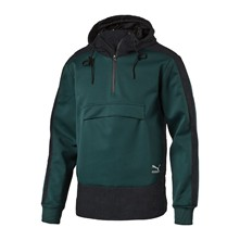 Evo Embossed Savannah - Sweat à capuche - vert