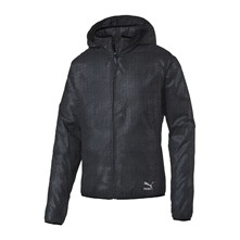 Evo Embossed Jacket - Sweat à capuche - noir