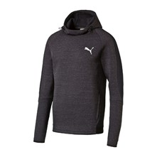 Evostrip Proknit Hoody - Sweat à capuche - anthracite