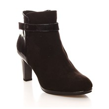 Moffen - Bottines - noir