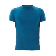 EVOLUTION WARM - T-shirt - bleu