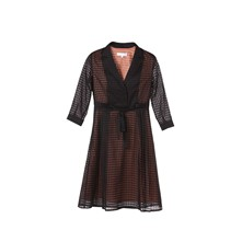 Margot - Robe fluide - noir