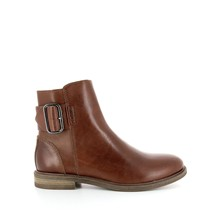 Namely - Boots en cuir - marron