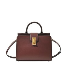 West End - Sac en cuir - marron
