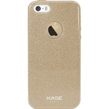 Coque pour iPhone 5/5S/SE - or