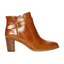 Postiche - Bottines - camel
