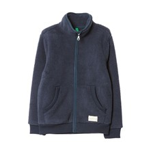 Sweat polaire - bleu