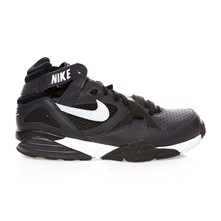 Air Trainer Max' 91 - Baskets montantes en cuir - anthracite