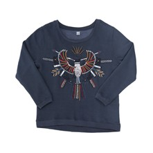 Ramses - Sweat-shirt - bleu marine