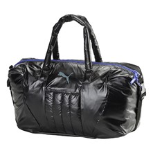 Workout - Sac polochon - noir