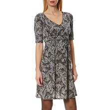 Aneth - Robe courte - gris