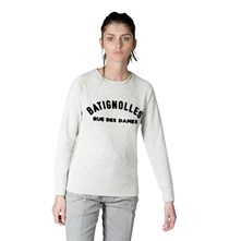 Batignolles - Sweat-shirt - gris chine