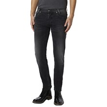 Spike - Jean slim - denim noir