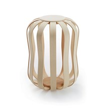 TABOURET REPOSE-PIED - BEIGE Limelo design