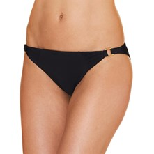Glam Cocktail - Slip bikini - nero