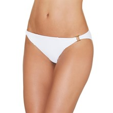 Glam Cocktail - Slip bikini - bianco