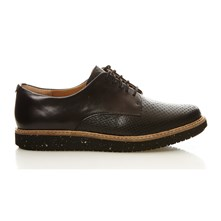 Glick Darby - Derby in pelle - nero
