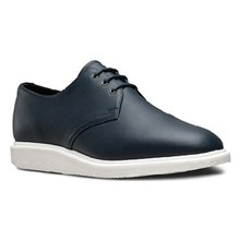 Torriano - Sneakers in pelle - blu scuro