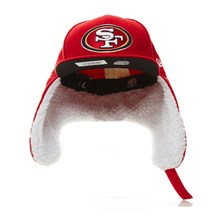 San Francisco 49ers - Cappellino chapka - rosso