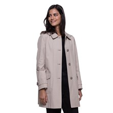 FORME TRENCH, IMPERMÉABLE : TRENCH - BEIGE Trench and coat