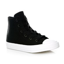 CHUCK TAYLOR ALL STAR II HI BLACK/WHITE/NAVY - Sneakers alte - nero