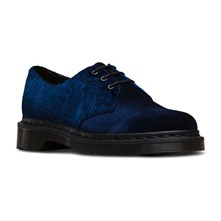 1461 Brocade - Derby - blu scuro