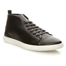 Sneakers alte - nero