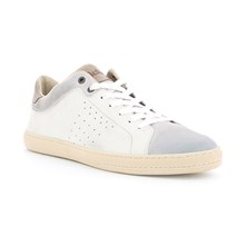 Sniff - Sneakers in misto pelle - bianco