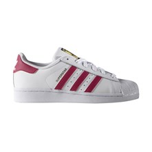SUPERSTAR - BASKETS EN CUIR - BLANC adidas Originals