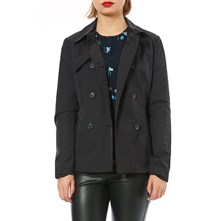 FORME TRENCH, IMPERMÉABLE : TRENCH - NOIR Only
