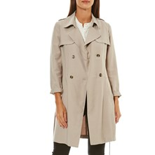 FORME TRENCH, IMPERMÉABLE : TRENCH - BEIGE Best Mountain