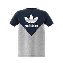 T-SHIRT MANCHES COURTES - BLANC Adidas Originals