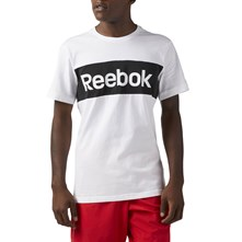 T-SHIRT MANCHES COURTES - BLANC Reebok Performance