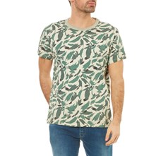 ABBASI - T-SHIRT MANCHES COURTES - VERT Pepe Jeans London