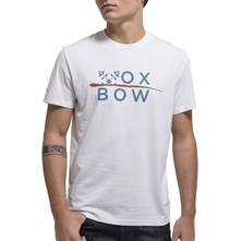 TABEST - T-SHIRT MANCHES COURTES - BLANC Oxbow