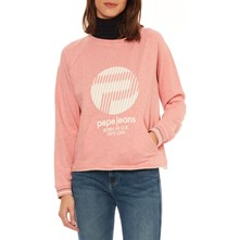 HOPES - SWEAT-SHIRT - ROSE Pepe Jeans London