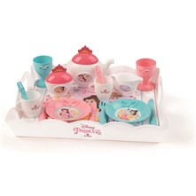 DISNEY PRINCESS - PLATEAU TEA TIME - ROSE Smoby