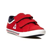 BASKETS - ROUGE Le Coq Sportif