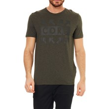 T-SHIRT MANCHES COURTES - GRIS Jack & Jones