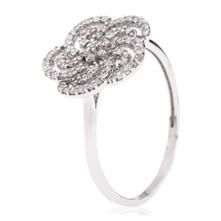 Diamant - Bague - : 0,20ct/66