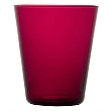 Gobelets Mambo Rouge - Lot de 6 - rouge