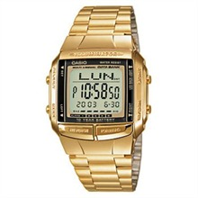 Casio Collection Retro - Style casual - doré